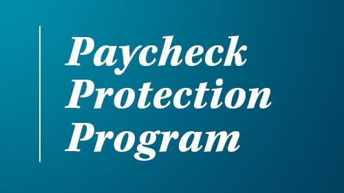 Paycheck-Protection-Program